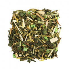 "Чай зеленый ""Лайм и женьшень"""